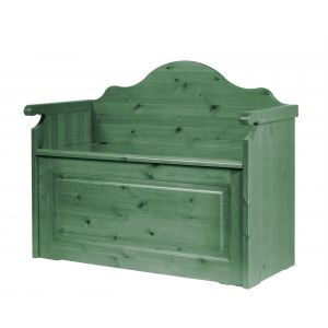 Cortina Colored Storage Bench