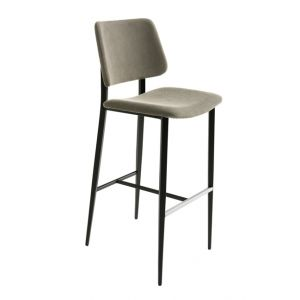 Fabric Bar Stool Joe M by Midj