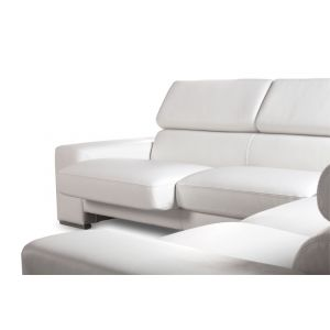 Venice Sectional Leather Sofa