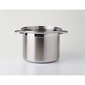 Stainless Steel Pot 24 cm Pentole