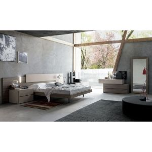 Obi Integrated Bed and Nightstands