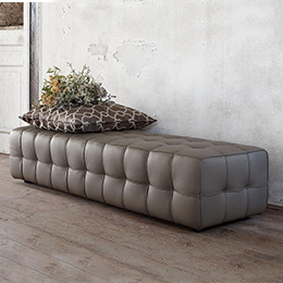 Ottomans + Benches + Stools