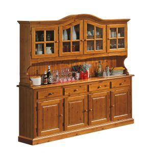 Cortina Arched Hutch