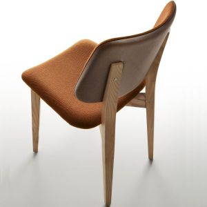 Chair Joe S L by Midj