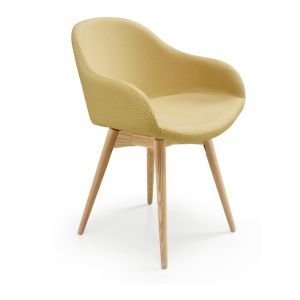 Sonny PB-LG Small Armchair by Midj