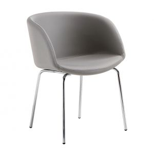 Sonny P-MT Small Armchair by Midj