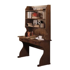 Cortina Desk with Shelves