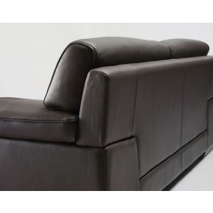 Elite Leather Sofa