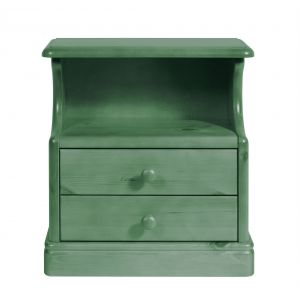 Cortina Colored Nightstand