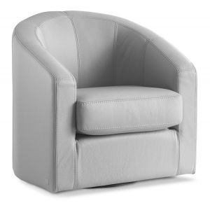 Coupè Leather Armchair