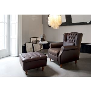 Favola Leather Armchair