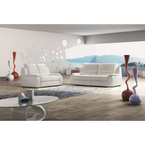 Essence Leather Sofa