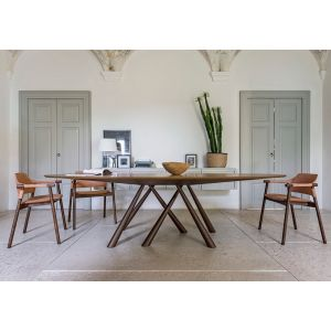 Forest Oval Table