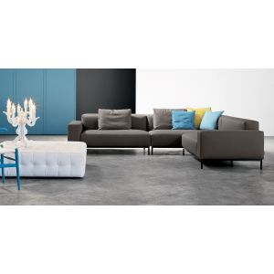 Colli Leather Sofa