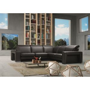 Fuller Sectional Leather Sofa
