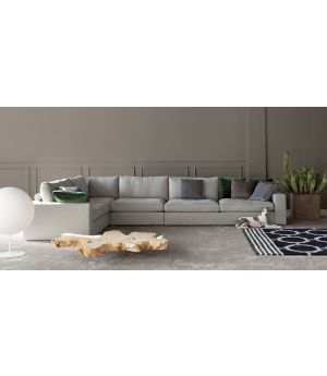 Sectional Sofa Richard with Chaise Longue