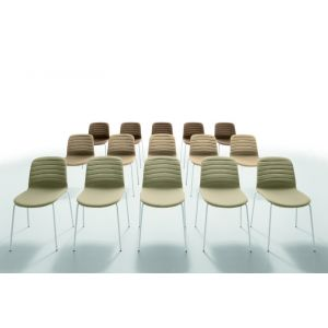 Stackable Liù Chair by Midj