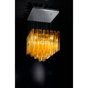 Armonia Square Ceiling Light