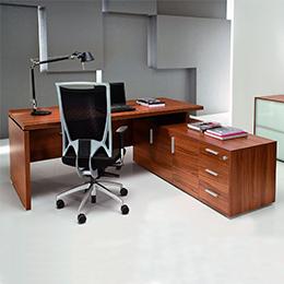 Desks + Chairs