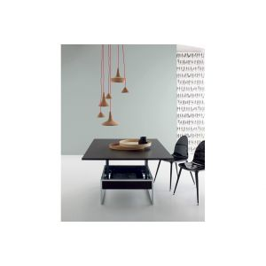 Geo Square Console/Dining Table