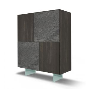 Mostra Stone Cabinet