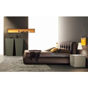 Bini Bed with Storage Queen