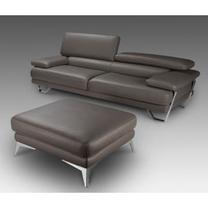 Barcola Leather Sofa
