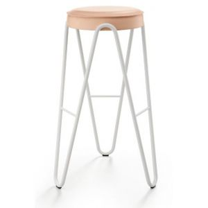 Apelle Jump H75 Stool by Midj