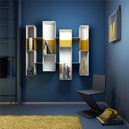 Bookcases + Shelves