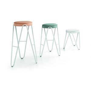 Apelle Jump H65 Stool by Midj
