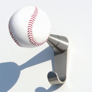 Baseball Coat Hook Plus
