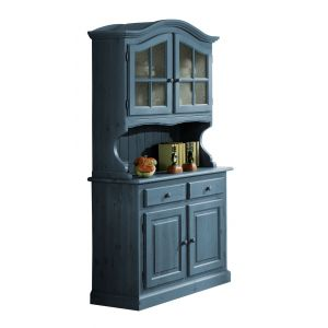 Cortina Colored Arched Hutch