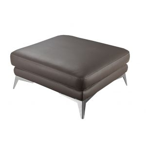 Barcola Leather Ottomans