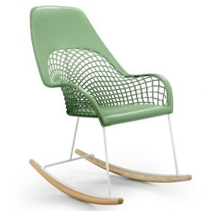 Rocking Chair Guapa DNA by Midj