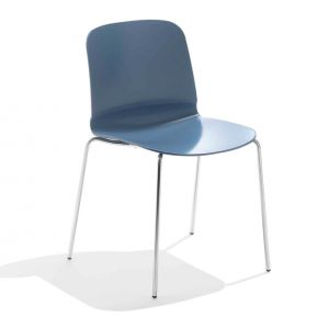 Stackable Outdoor Liù Chair by Midj