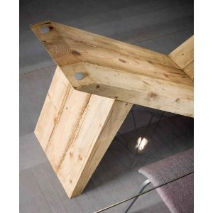 Barn Extendable Table