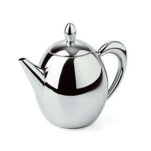 The Break Stainless Steel Teapot