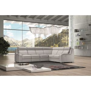 Horizon Sectional Leather Sofa