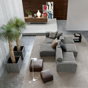 Modulo Double Side Fitted Sofa 358