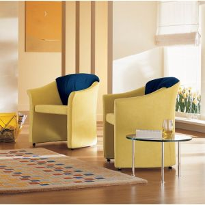Lemon Armchair