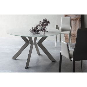 Valery Extendable Round Table