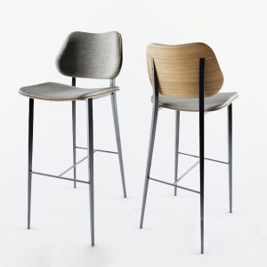 Stool Joe P M TSL by Midj